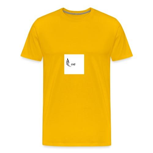 CHZ FLY - Maglietta Premium da uomo