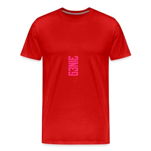 G3NIE case - Mannen Premium T-shirt