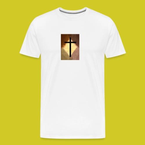 COLLECTION CROSS - Camiseta premium hombre