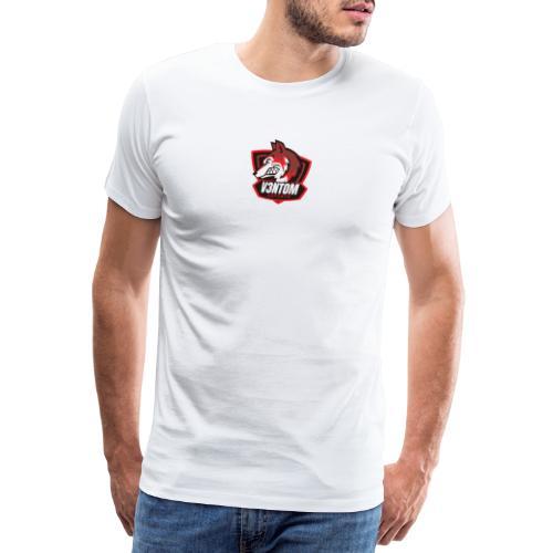 CLAN LOGO V3NTOM - Männer Premium T-Shirt