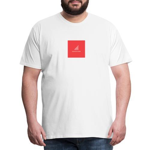 kahoot hver søndag - Herre premium T-shirt