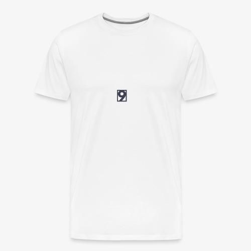9 Clothing T SHIRT Logo - Men's Premium T-Shirt