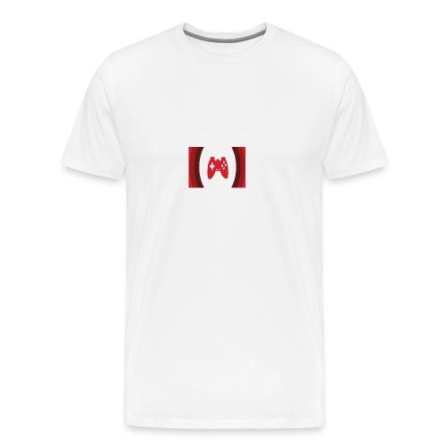 Tshirt - Player Youtube - Maglietta Premium da uomo