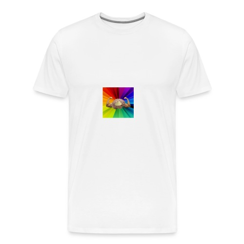 semoule dans cerveau - T-shirt Premium Homme
