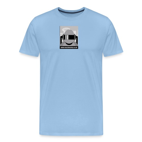 Machine Boy - Action Figures - Men's Premium T-Shirt