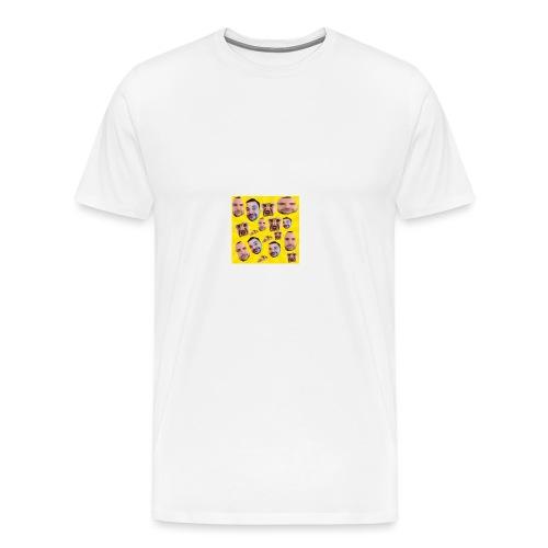 ciccio invader - Maglietta Premium da uomo
