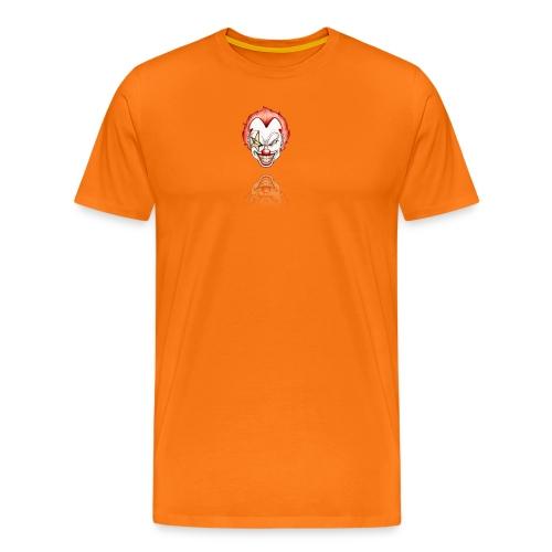 clown-png - Mannen Premium T-shirt