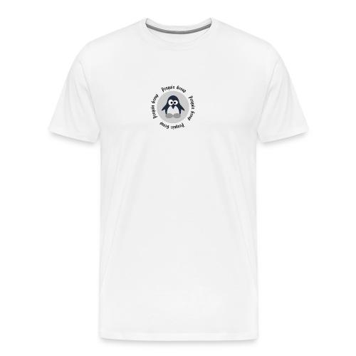 penguin goup - Männer Premium T-Shirt