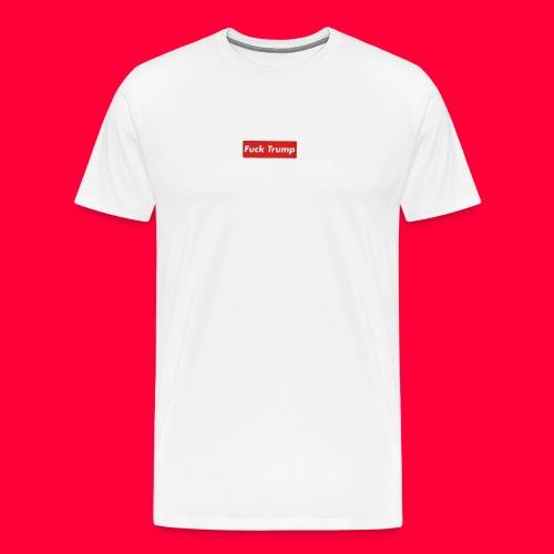 fuck trump - T-shirt Premium Homme