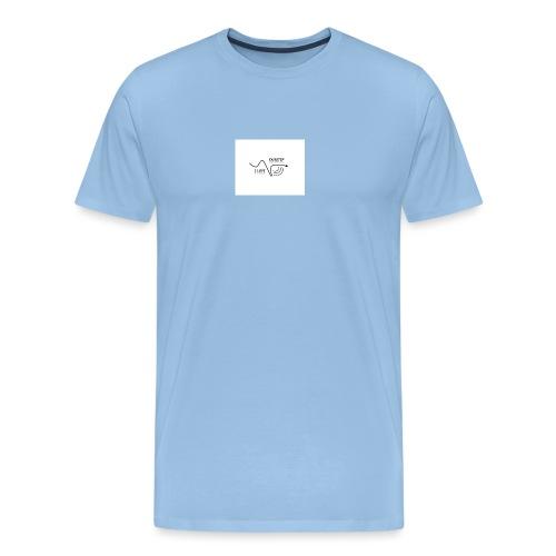 I_LOVE_DUBSTEP - Camiseta premium hombre