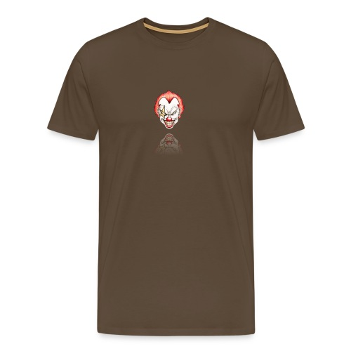 clown-png - Mannen Premium T-shirt