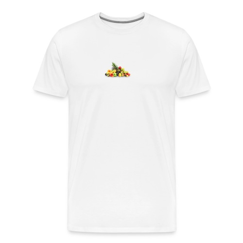 FRUIT - Mannen Premium T-shirt