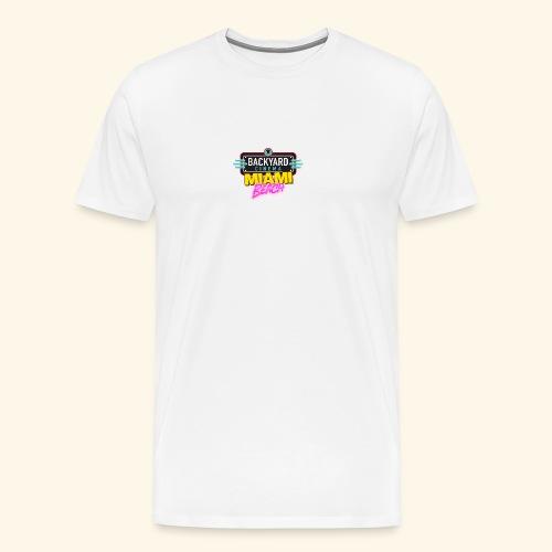 Miami Beach - Men's Premium T-Shirt