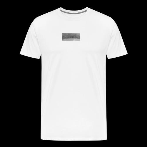 Rennesøy TUNNELL - Premium T-skjorte for menn