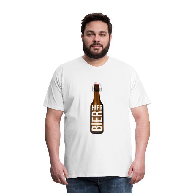 Hier Bier - Shirt
