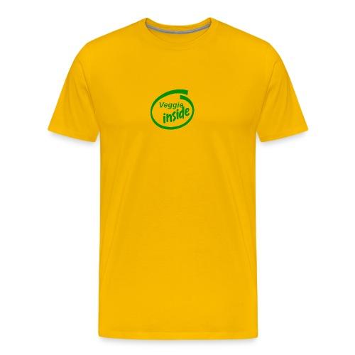 veggie-inside - Männer Premium T-Shirt