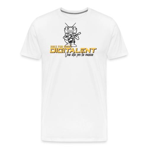 robottino - Maglietta Premium da uomo