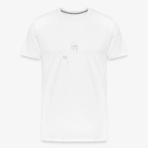Almost - Herre premium T-shirt