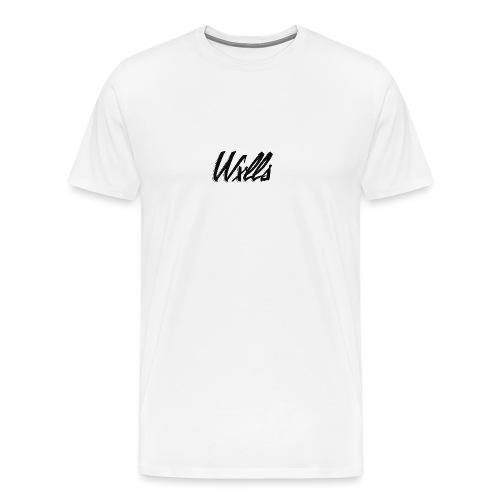 WxllsApparel #1 - Men's Premium T-Shirt