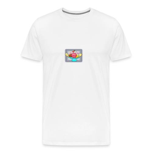 baby ice cream - Camiseta premium hombre