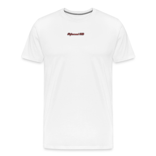 Basicgamer HD - Men's Premium T-Shirt