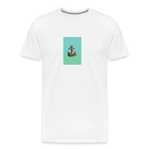 Ancla - Camiseta premium hombre