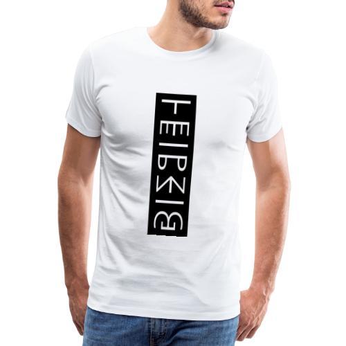Leipzig 1.0 - Männer Premium T-Shirt