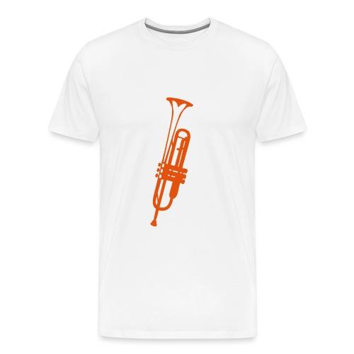 trompette instrument musique 2410 - T-shirt Premium Homme