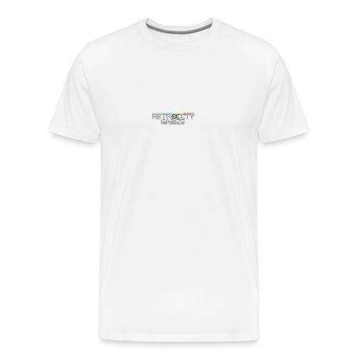 Casquette officielle - T-shirt Premium Homme