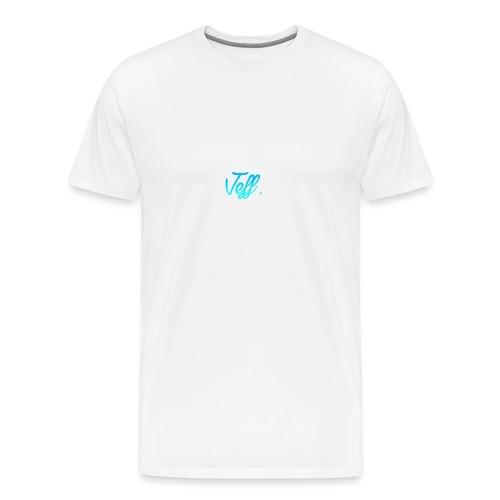 Jeff. 6/6s Hoesje - Mannen Premium T-shirt