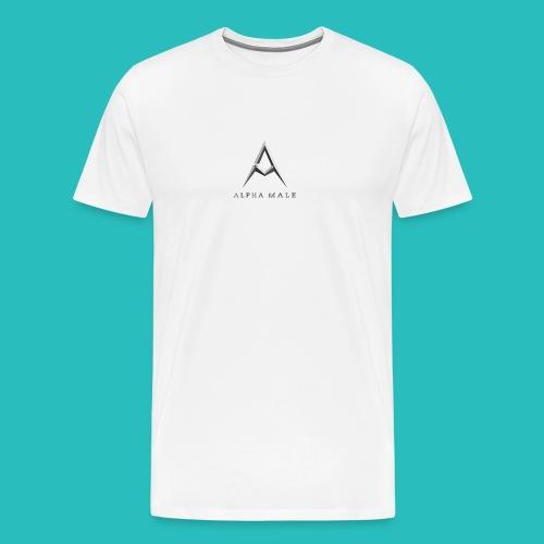 AlphaMale - Men's Premium T-Shirt