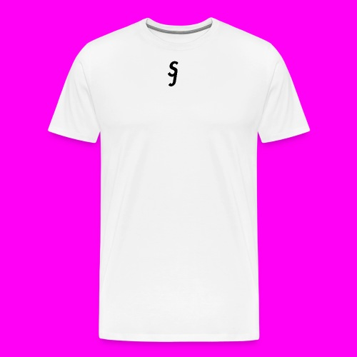 SJ [STYLE1] - Männer Premium T-Shirt