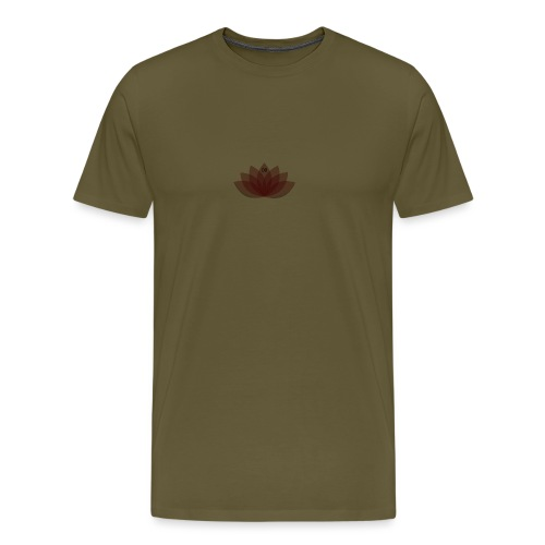 #DOEJEDING Lotus - Mannen Premium T-shirt
