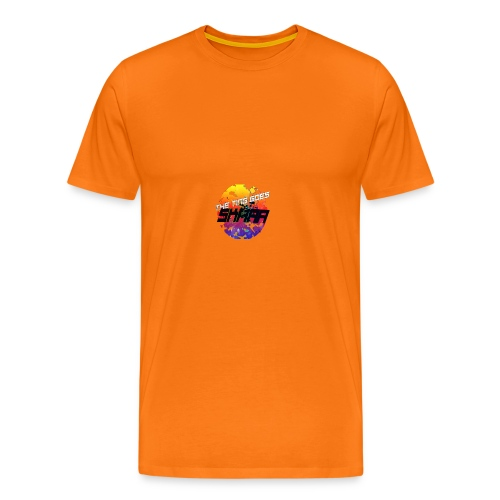 The ting goes SKRAA - Mannen Premium T-shirt