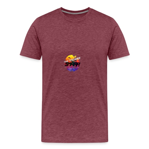 The ting goes SKRAA - Mannen Premium T-shirt