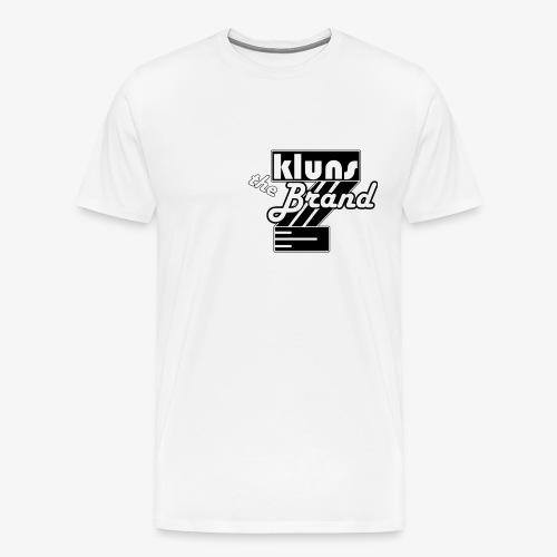 Kluns the Brand - Herre premium T-shirt