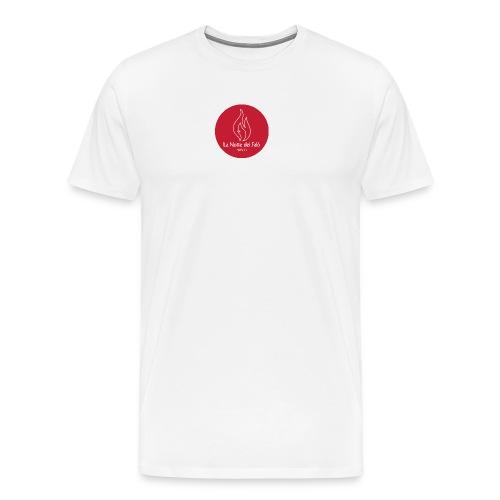 Logo Notte dei falo 4 - Maglietta Premium da uomo