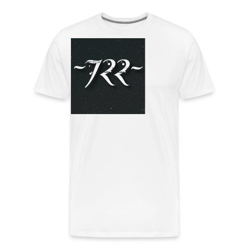 722 - Premium-T-shirt herr