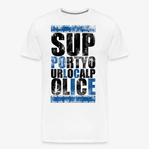 support - Männer Premium T-Shirt