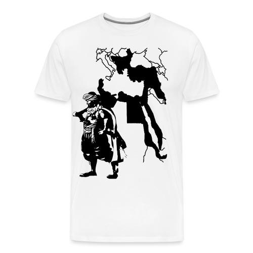 Ottoman Soldier - Männer Premium T-Shirt