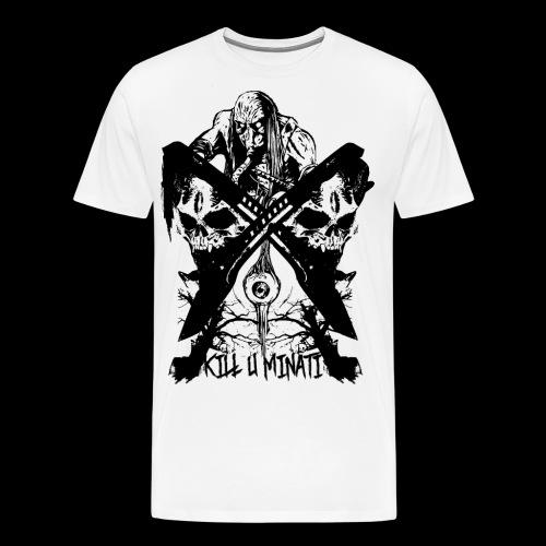 KILL U MINATI - Männer Premium T-Shirt