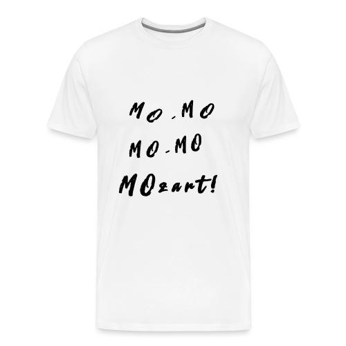 Milly's Mozart T-shirt - Organic Baseball Cap