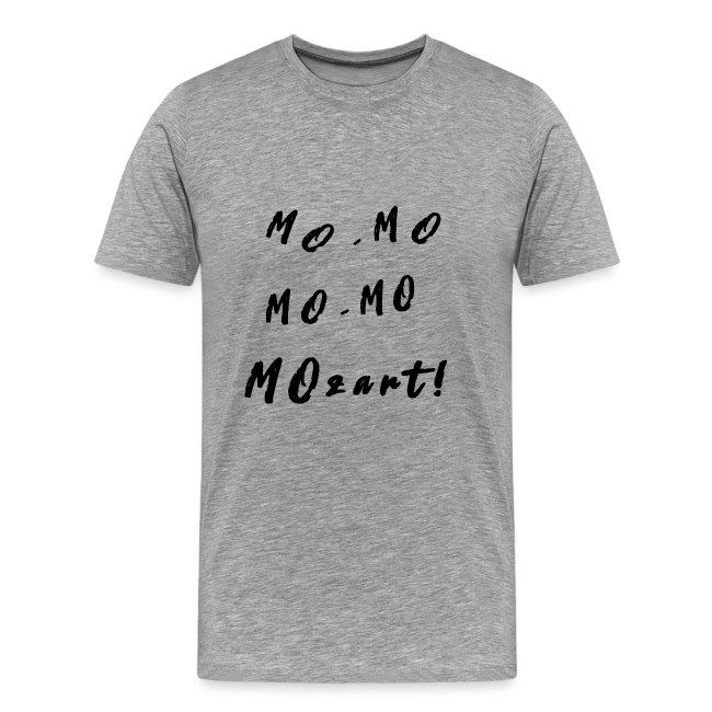Milly's Mozart T-shirt