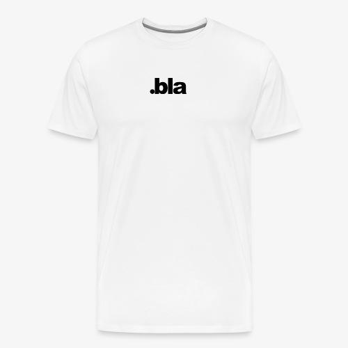 dot bla - Herre premium T-shirt