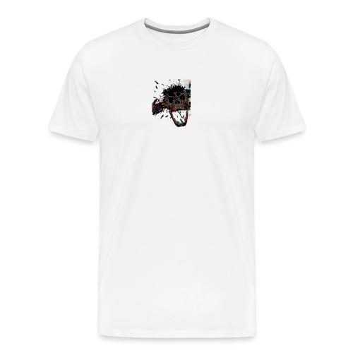 Shot Skull - Men's Premium T-Shirt