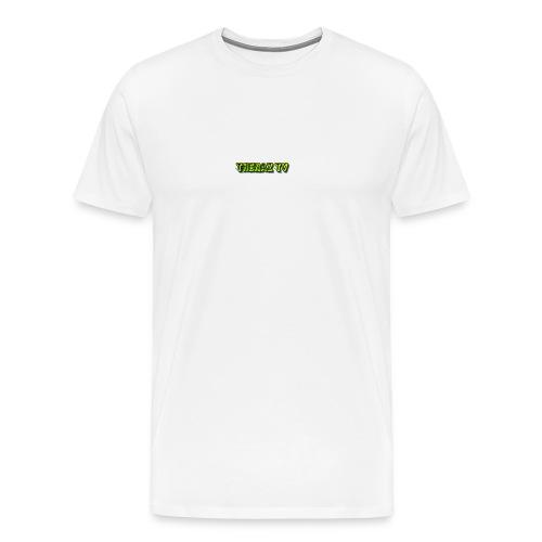 Maglietta Thenaz TV - Maglietta Premium da uomo
