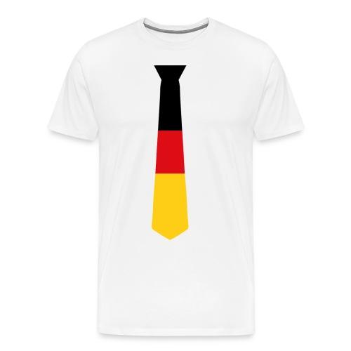 _Krawatte - Männer Premium T-Shirt