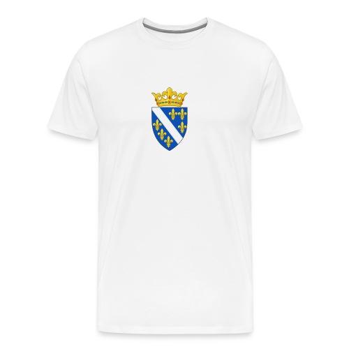 Grb Bosne - Men's Premium T-Shirt