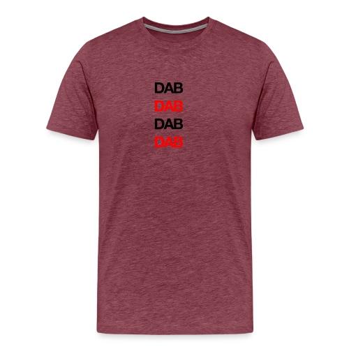 Dab - Men's Premium T-Shirt
