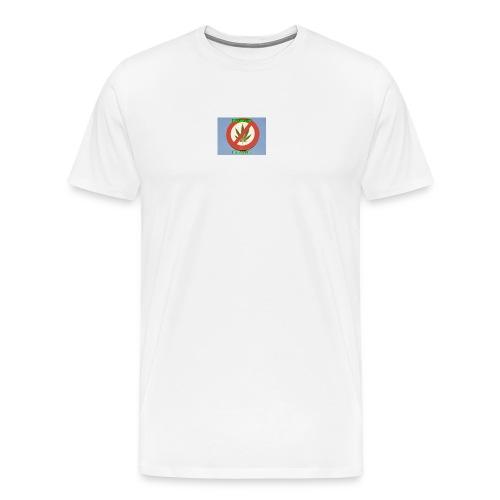 s3 stop wiet case - Mannen Premium T-shirt